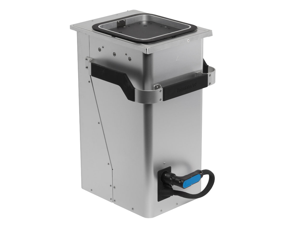 Formlabs Fuse Build Chamber
