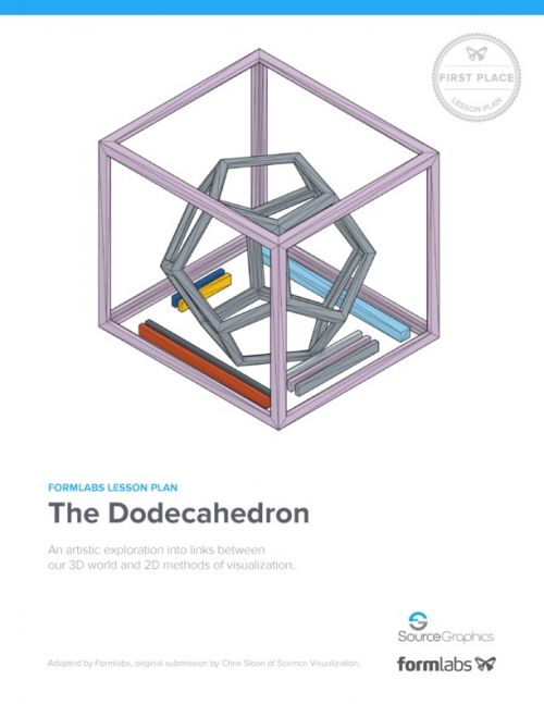 Formlabs Dodecahedron Lesson Plan