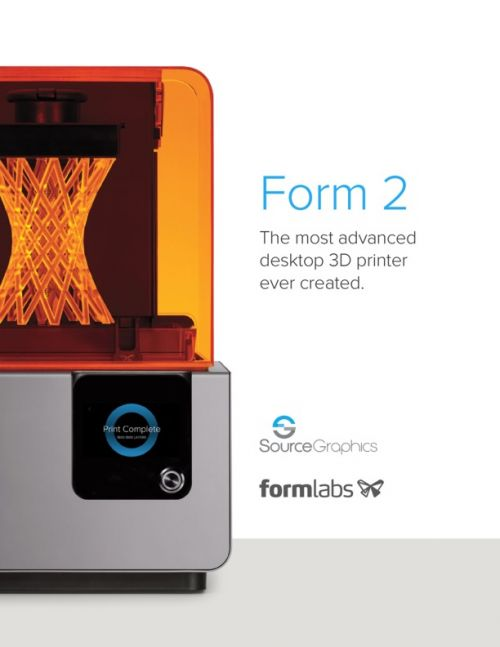 Formlabs Form 2 Overview