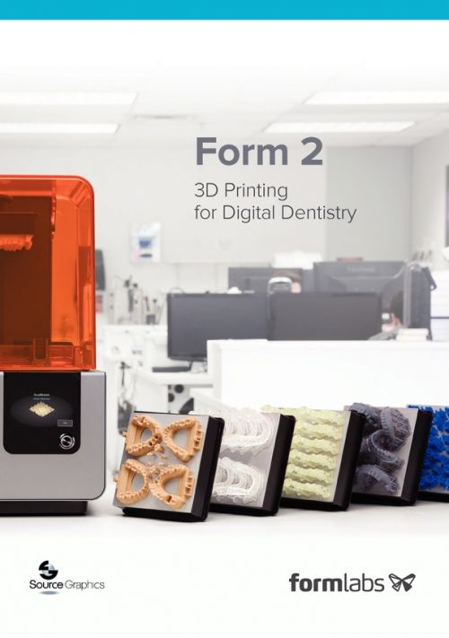 Formlabs Form 2 For Dentistry